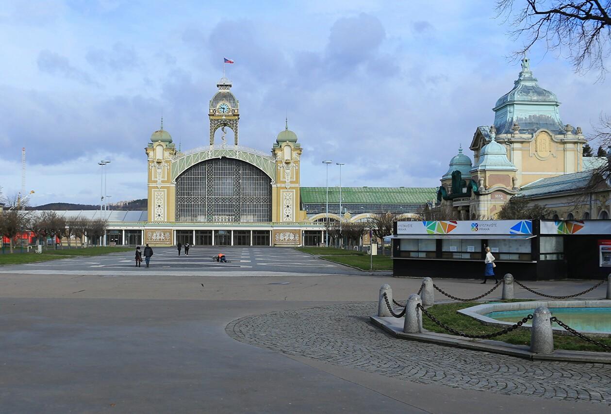 Prague Exhibition Grounds (Výstaviště Praha)