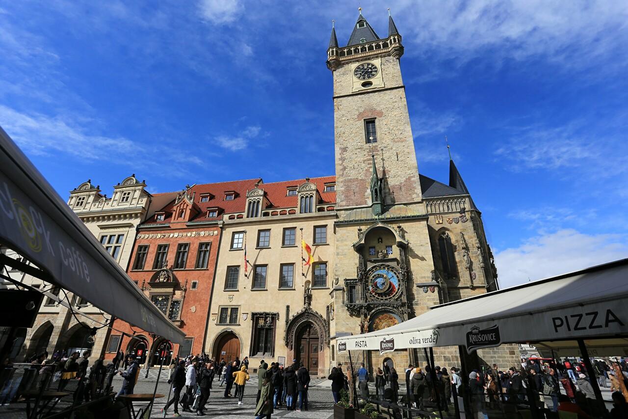 Old Town (Staré Město), Prague