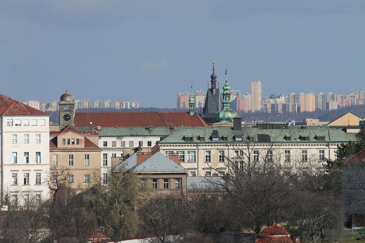 Vyšehrad, Prague