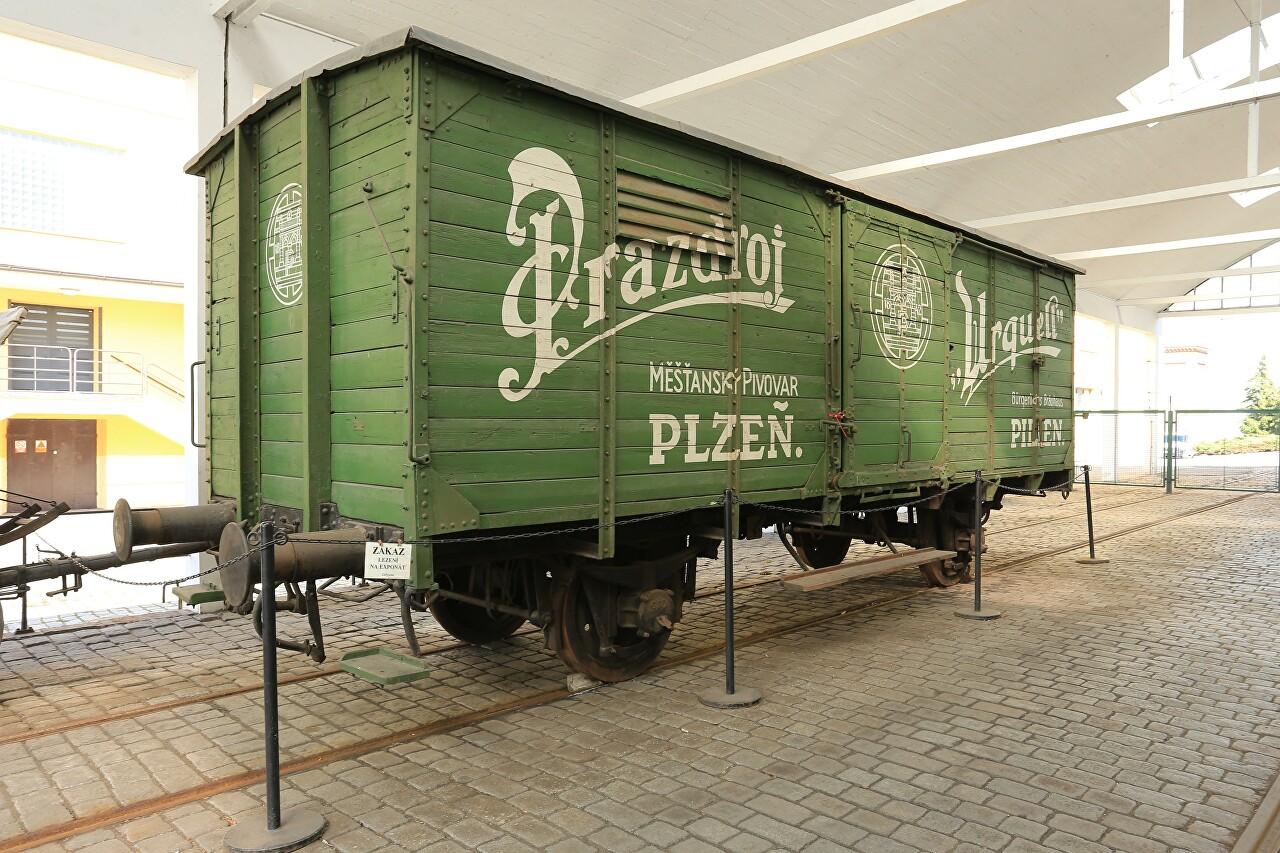 Pilsner Urquell Brewery, Pilsen
