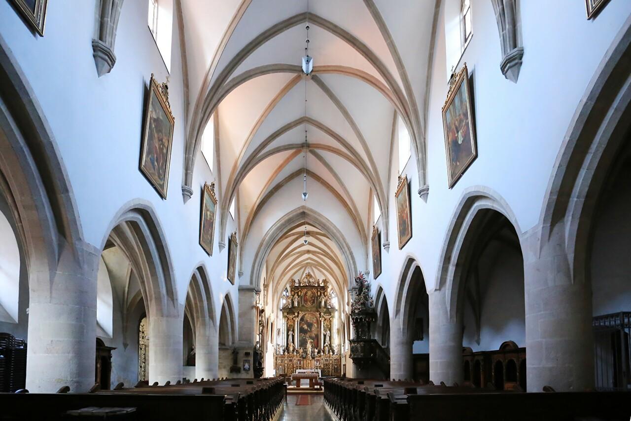 Franciscan Monastery, Pilsen