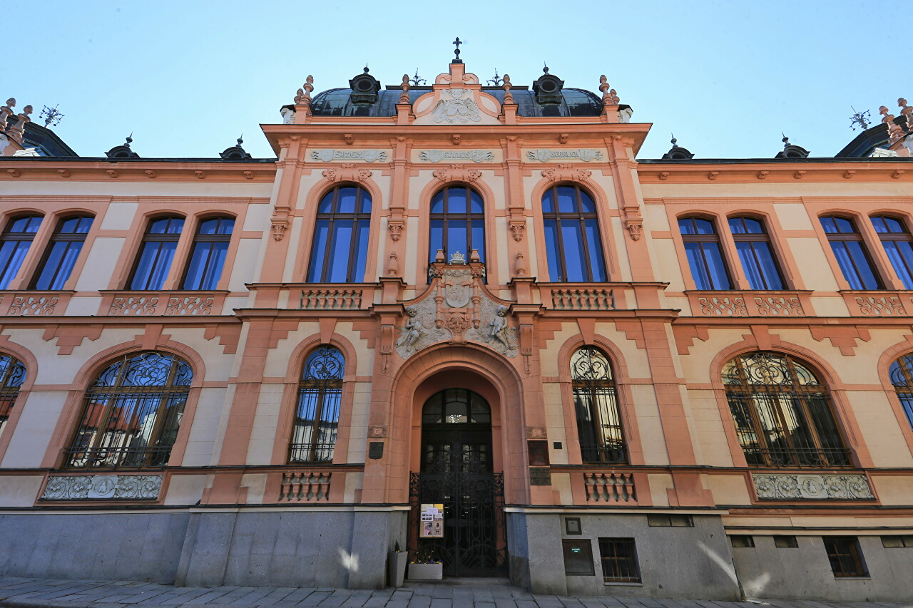 Ethnographic Museum Dr. Hostaš, Klatovy
