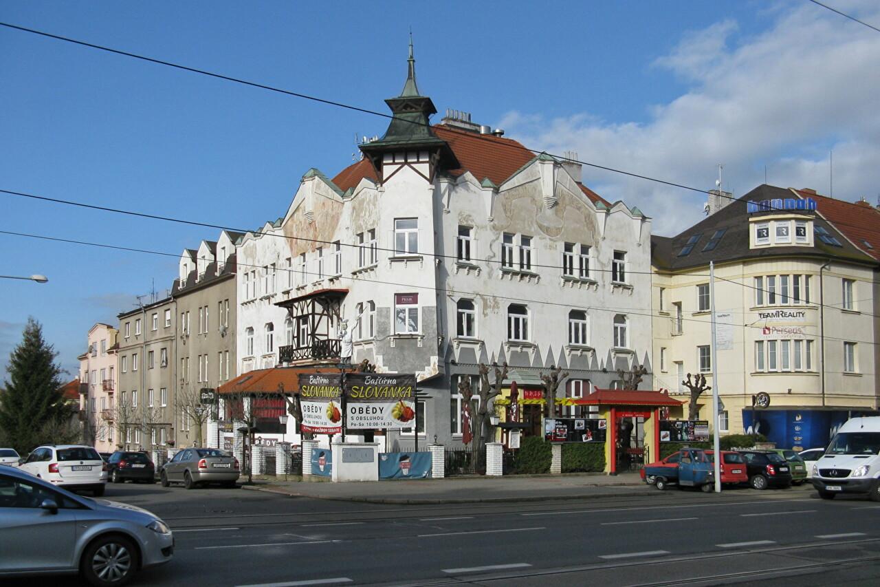 Slovany District of Plzeň