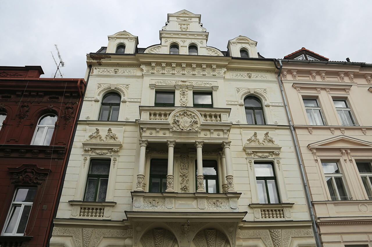 Pražské předměstí, České Budějovice