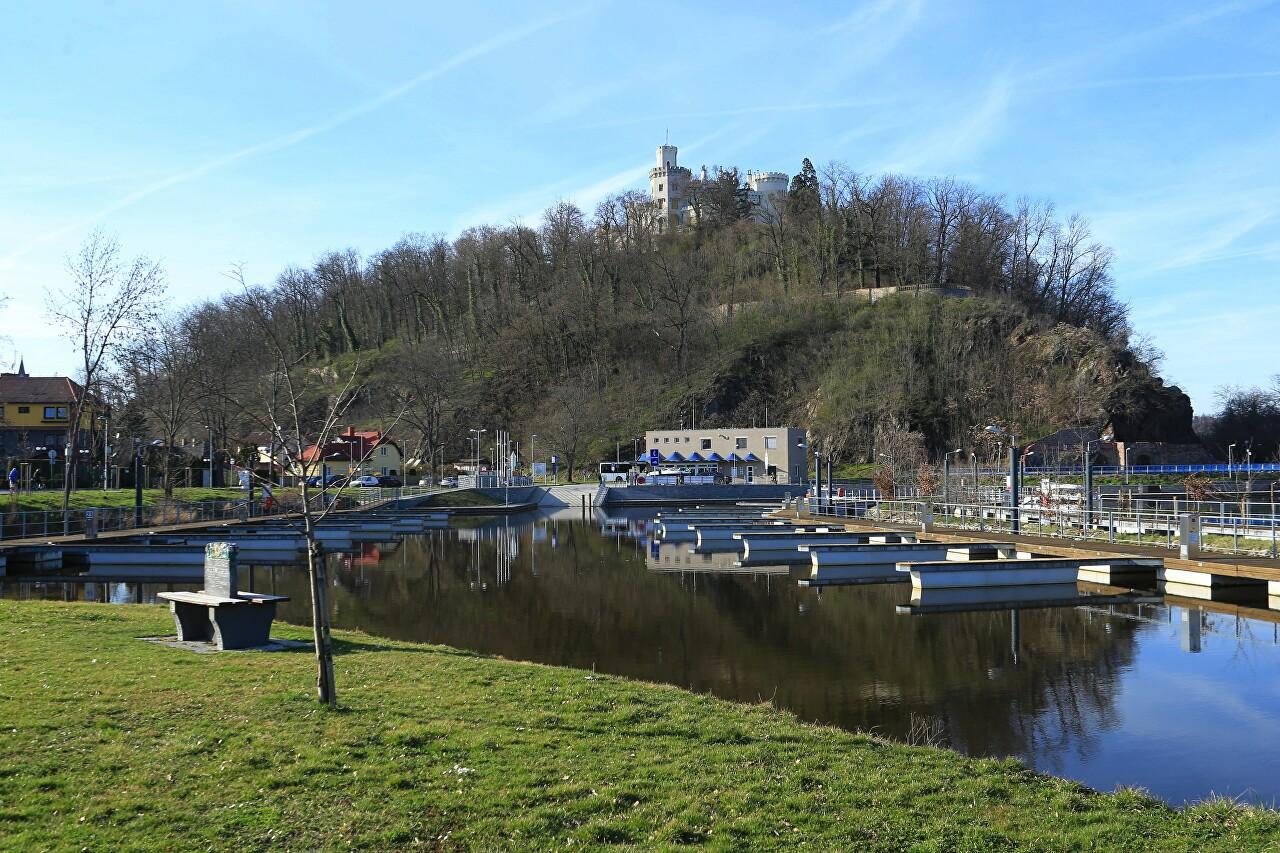 Hluboká nad Vltavou