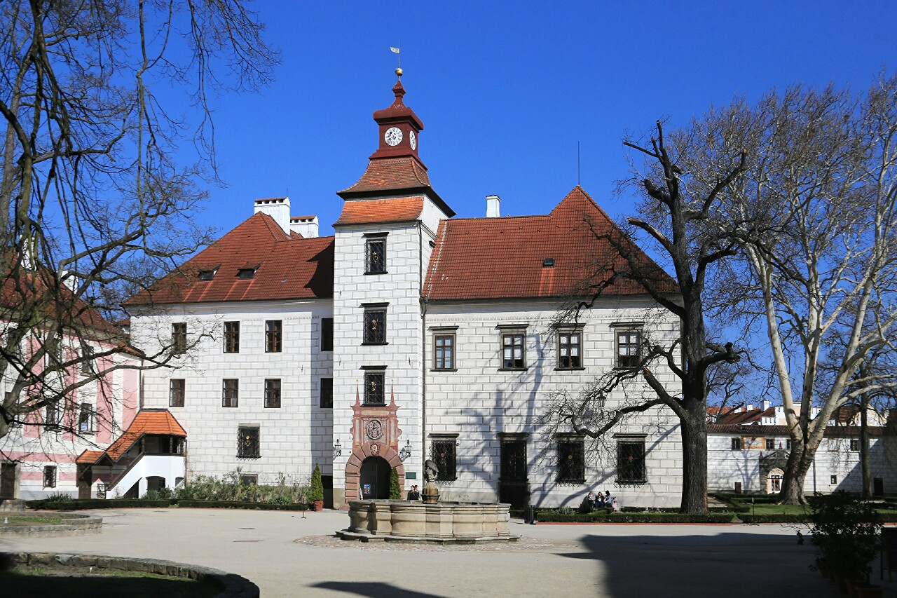 State Chateau of Třeboň