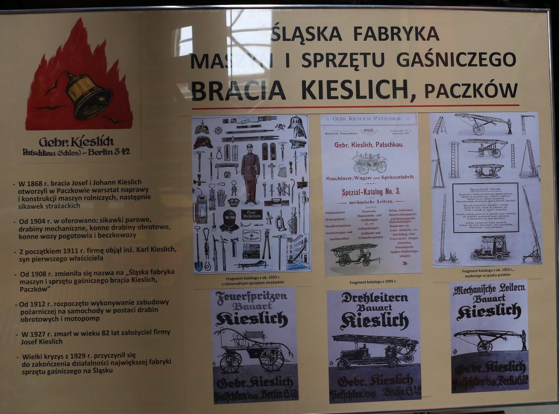 Польский центральный музей пожарного дела в Мысловице