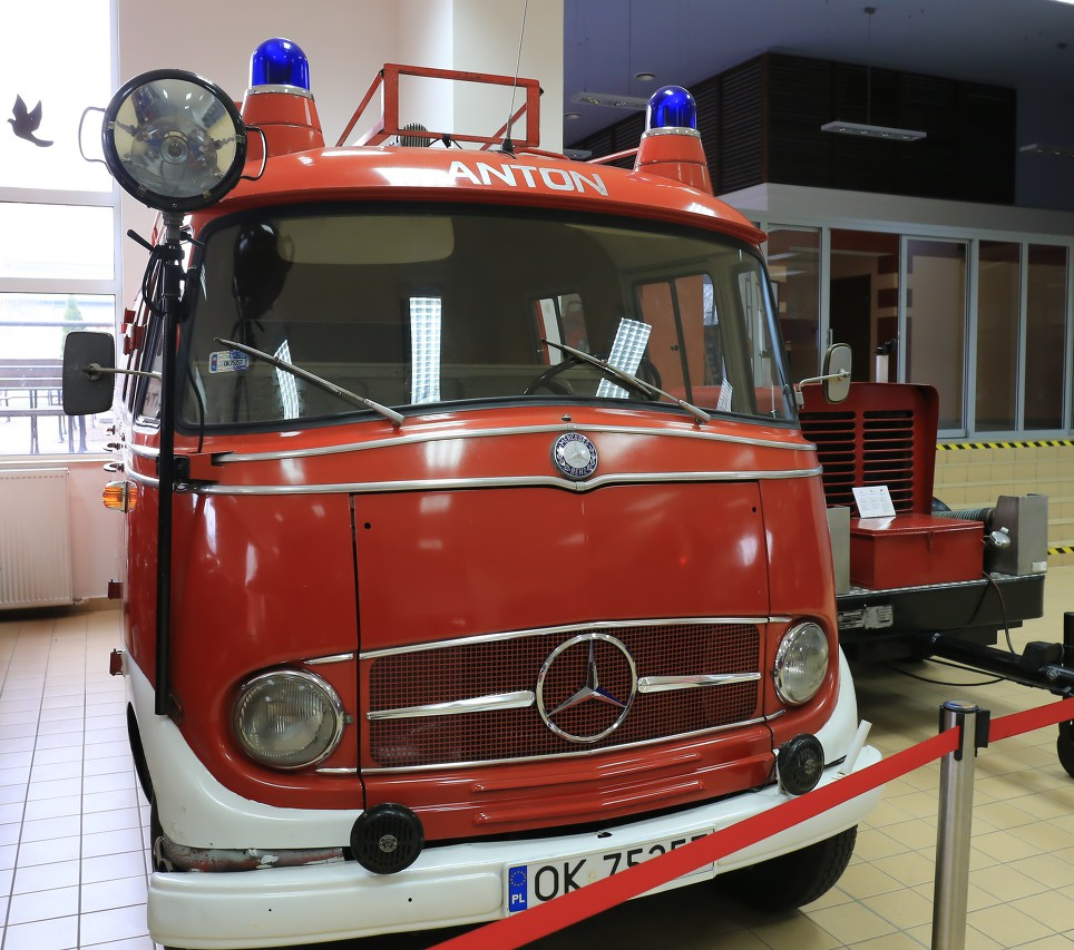 Polish Central museum of firefighting, Mysłowice