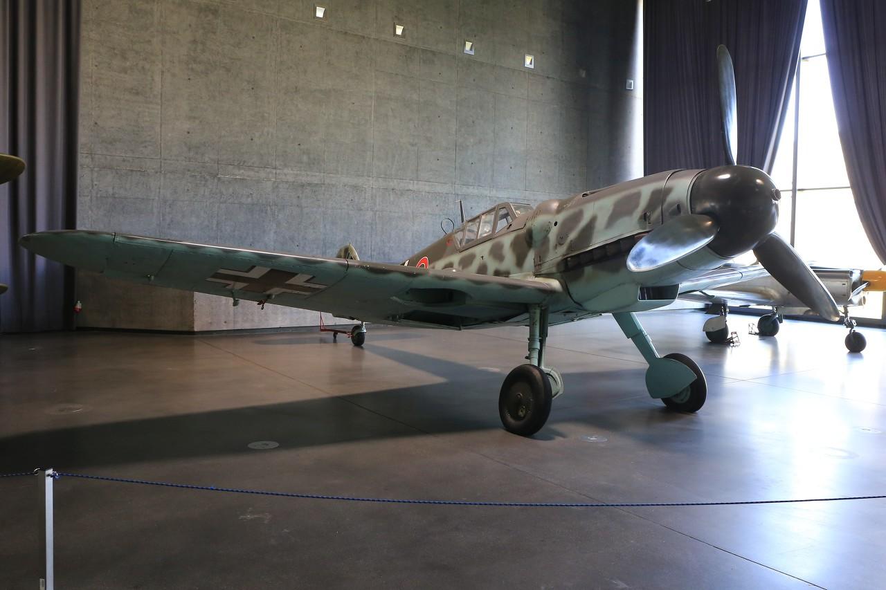 Messerschmitt Bf.109G-6 (Krakow)