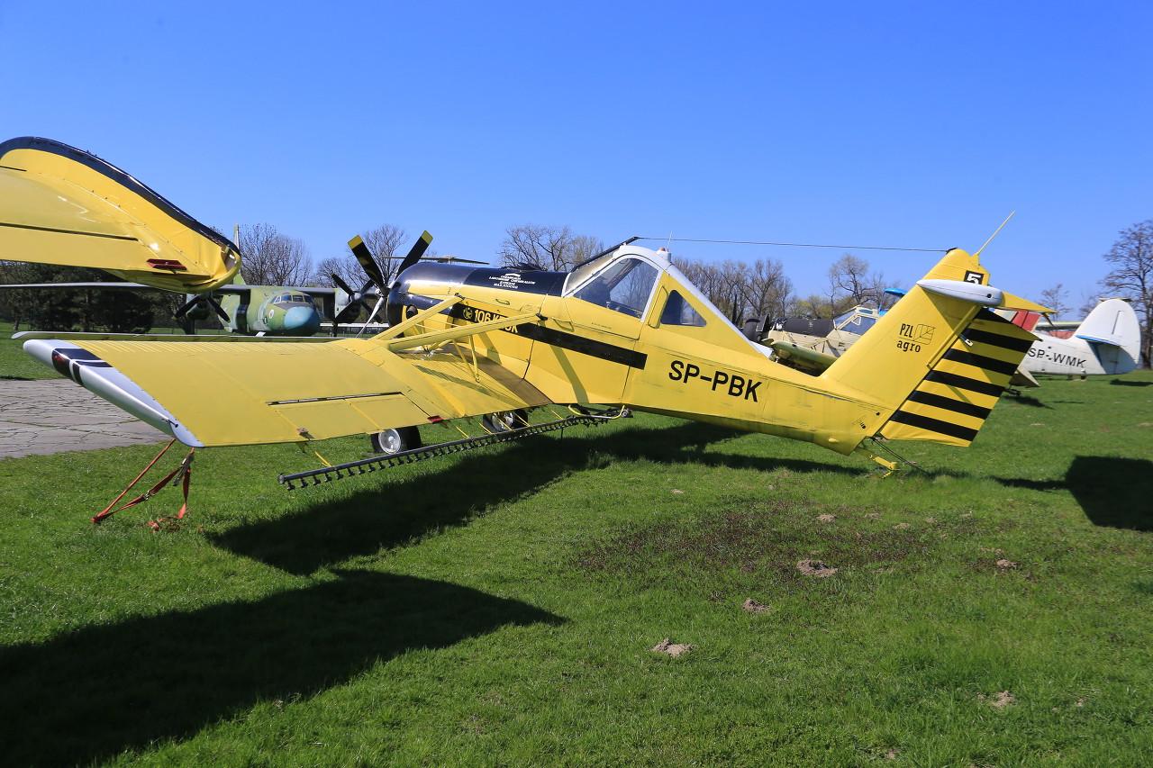 Poland agricultural aircrafts