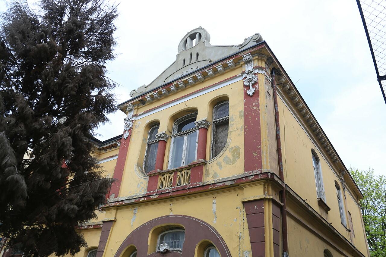 Villa 'Wanda', Piotrków Trybunalski