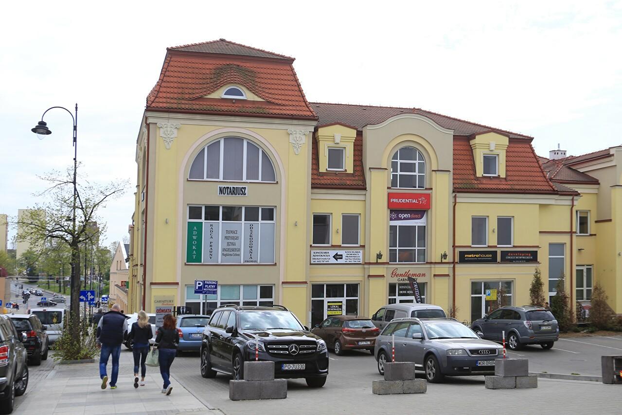 Henryka Sienkiewicza Street, Piotrków Trybunalski