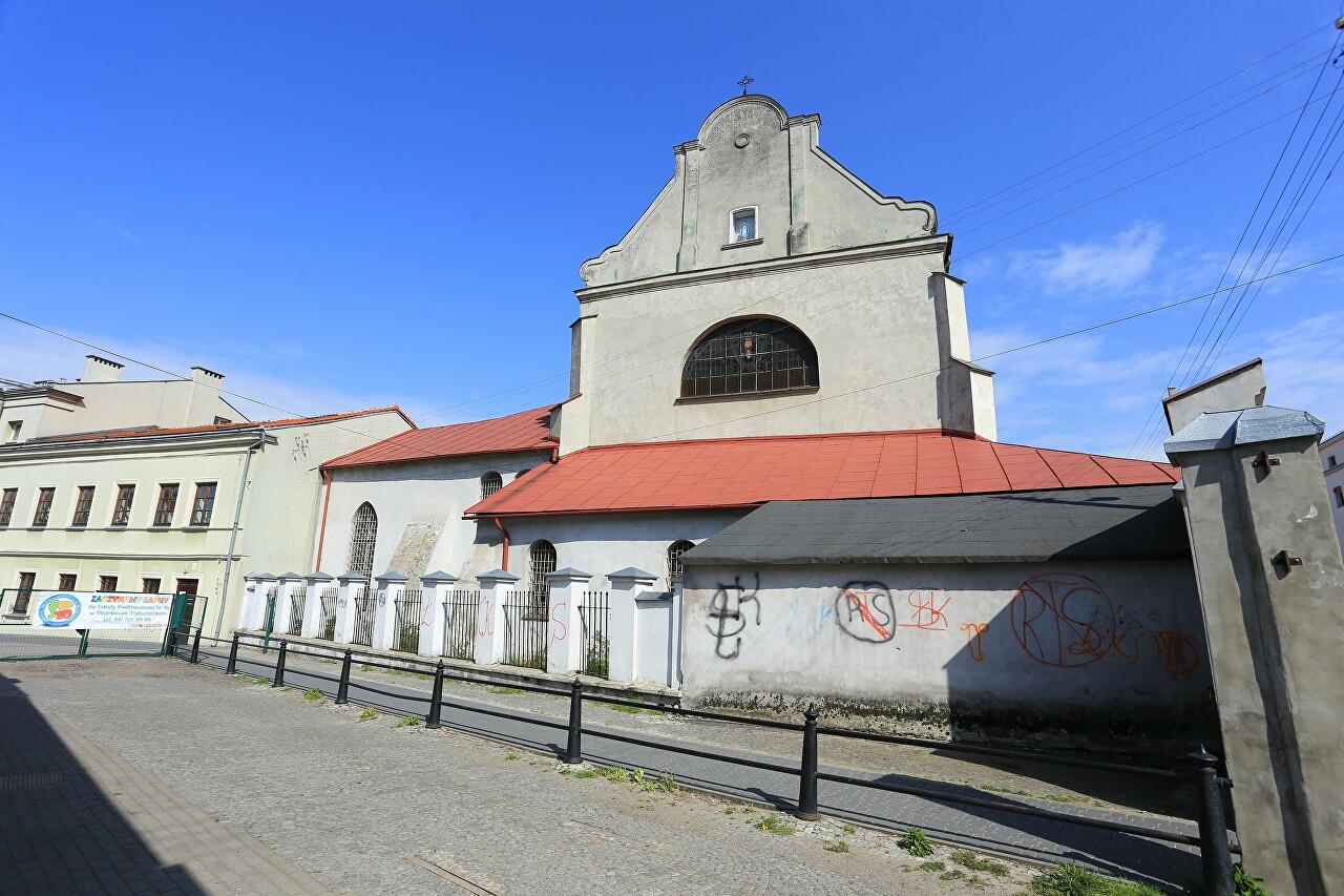 St. Jack and St. Dorothy Church, Piotrków Trybunalski