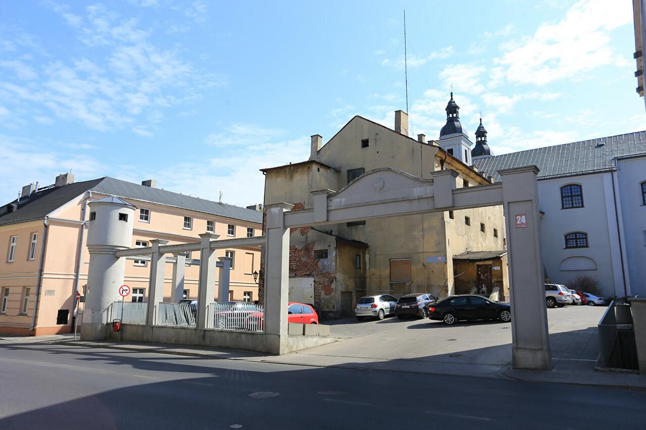 Old Prison, Piotrków Trybunalski