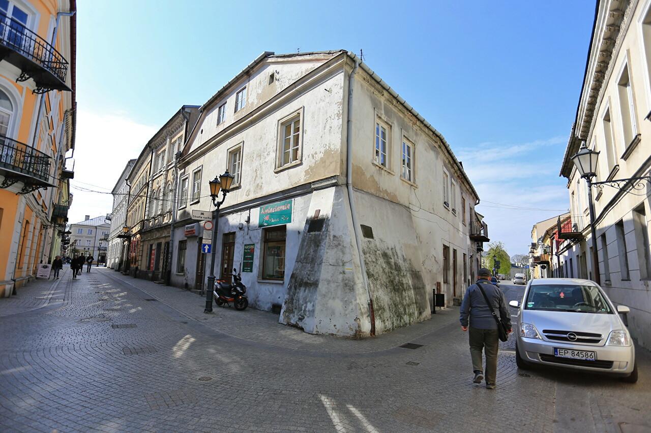 Farna Street, Piotrków Trybunalski