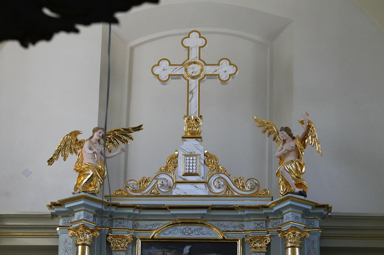Evangelical-Augsburg Church, Piotrków Trybunalski