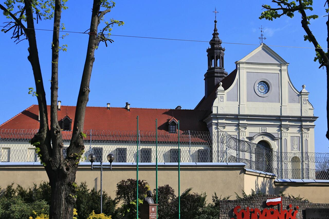 Reformed Church and Monastery, Grudziadz