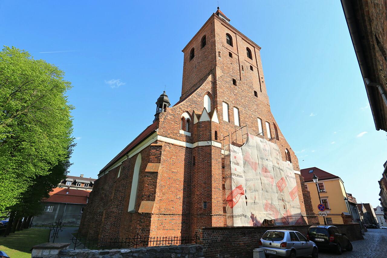 Basilica of St. Nicholas, Grudziądz