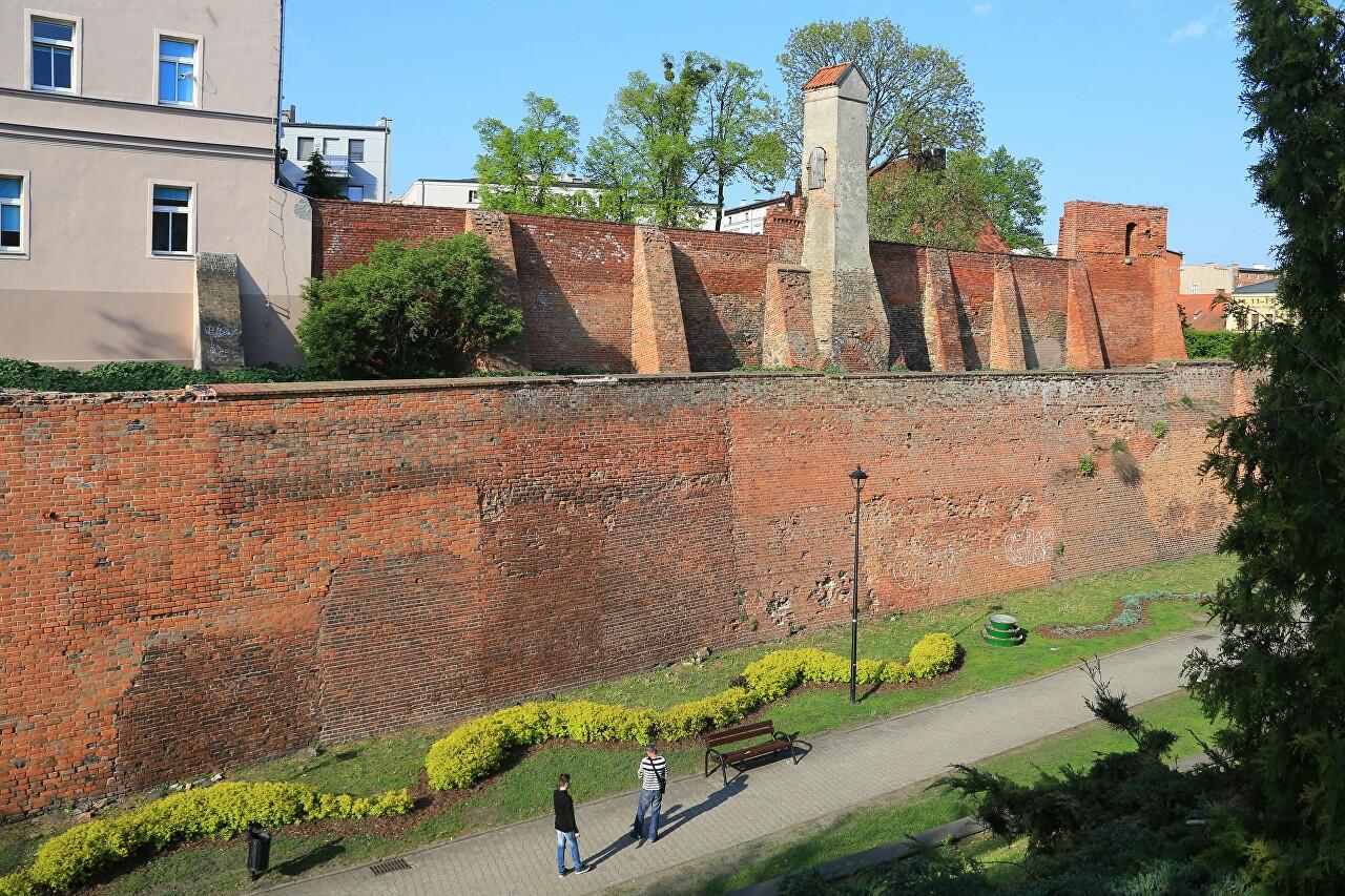 Grudziądz Town Wall