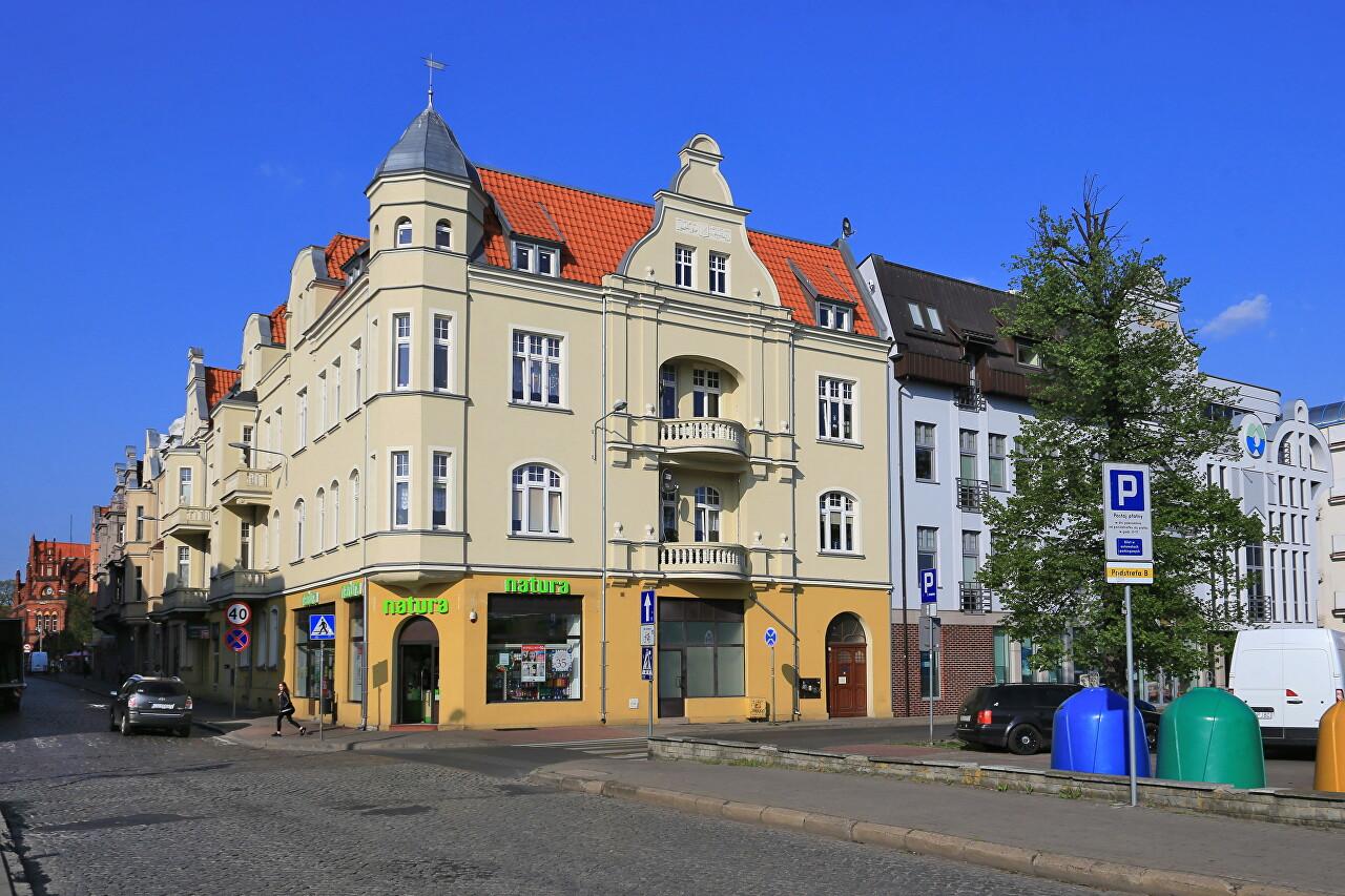 Henryka Sienkiewicza Street, Grudziądz