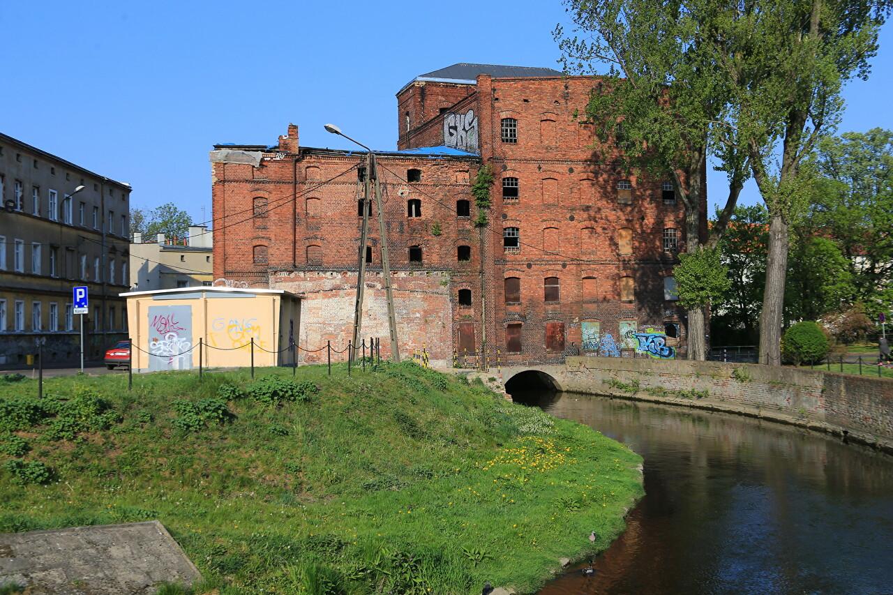 Górny Mill, Grudziądz