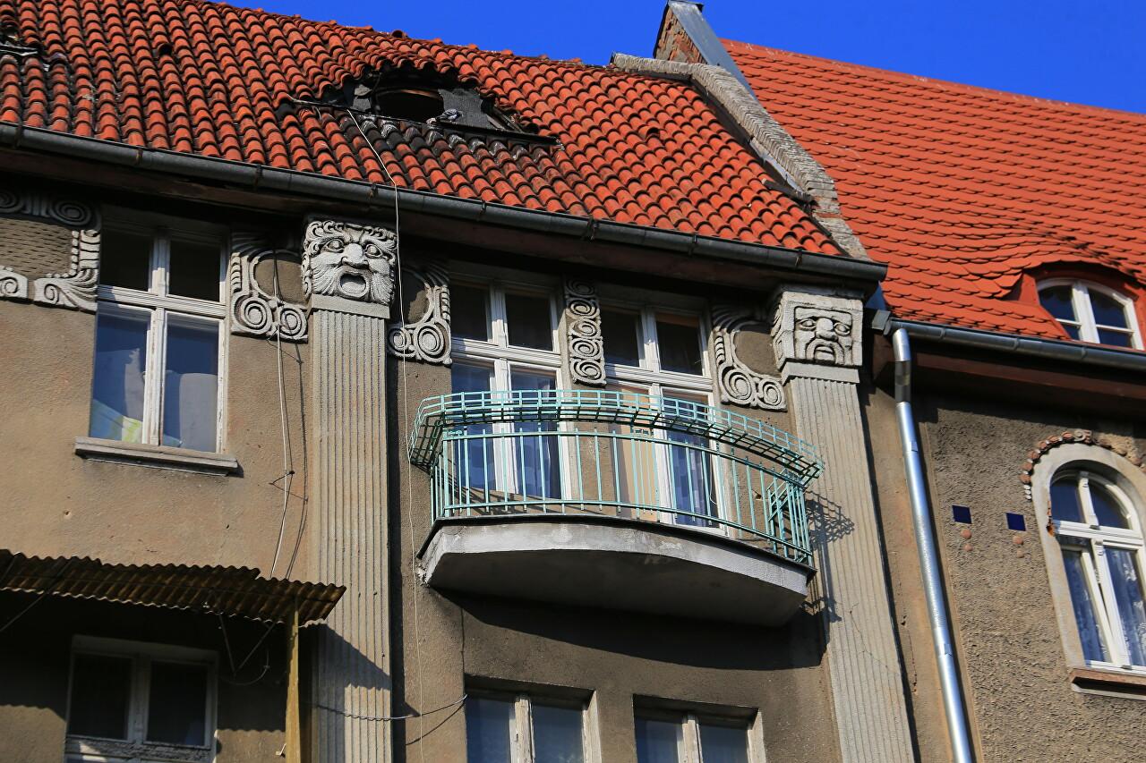 Prussian Art Nouveau, Grudziądz