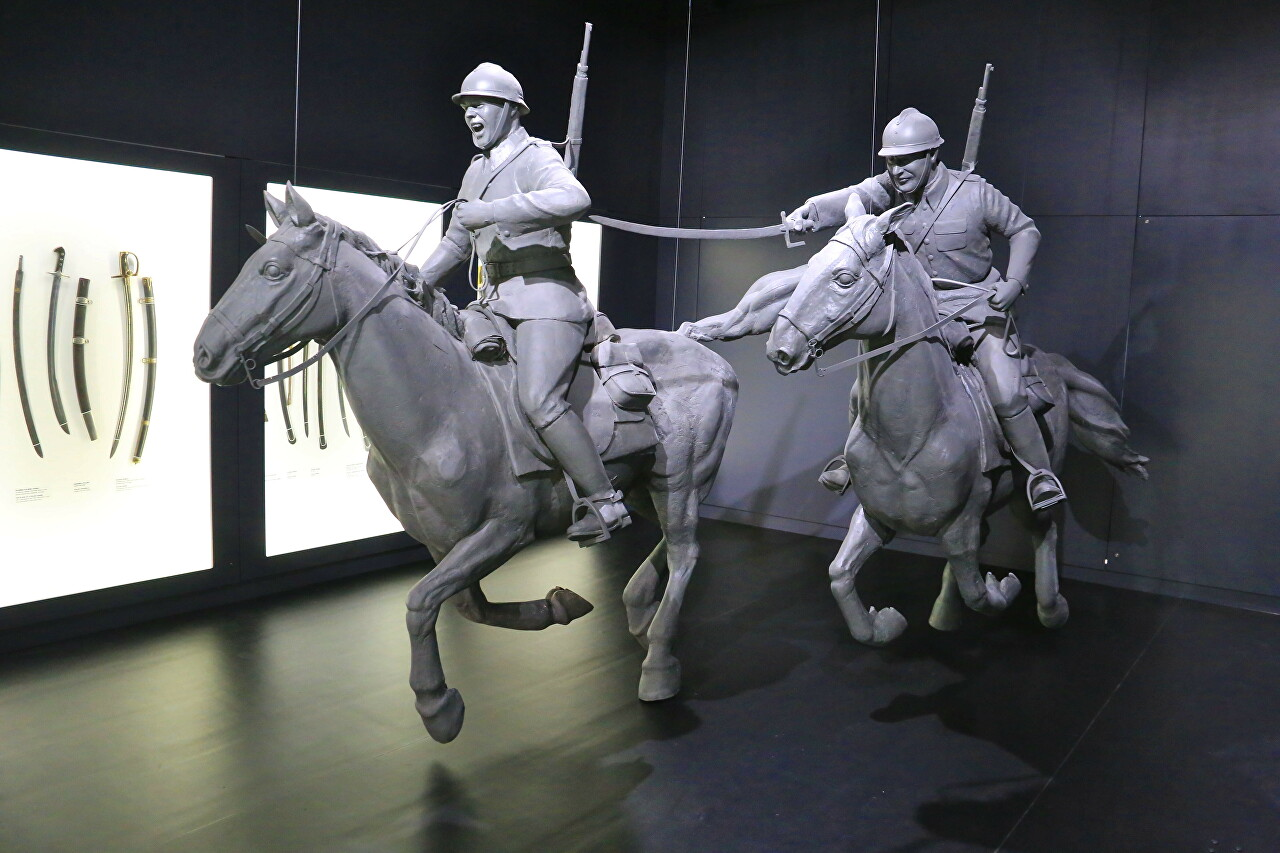 Polish Cavalry museum