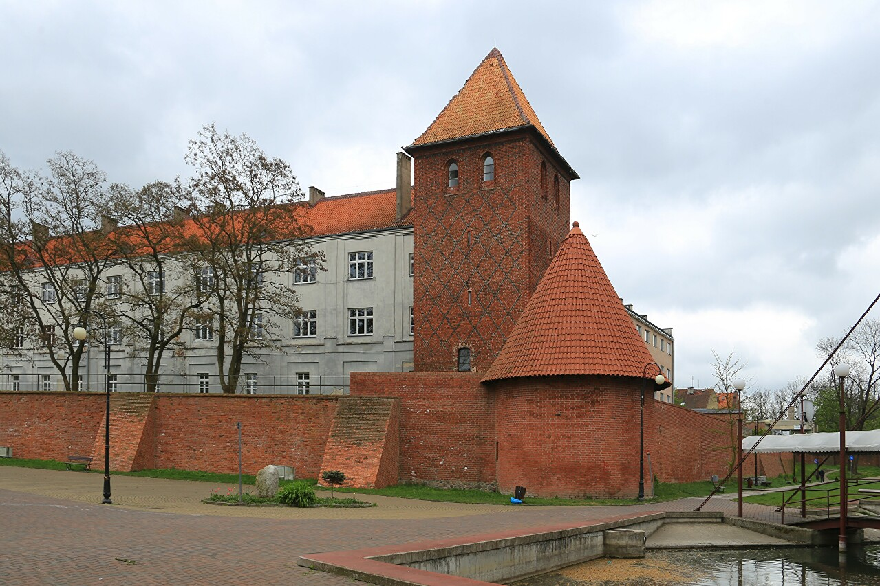 Liceum Hosianum, Jesuit collegium, Braniewo