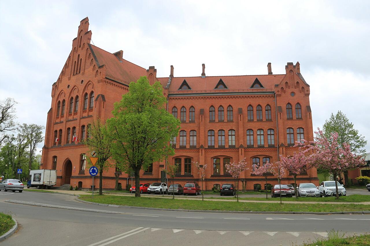 District Court Building, Braniewo