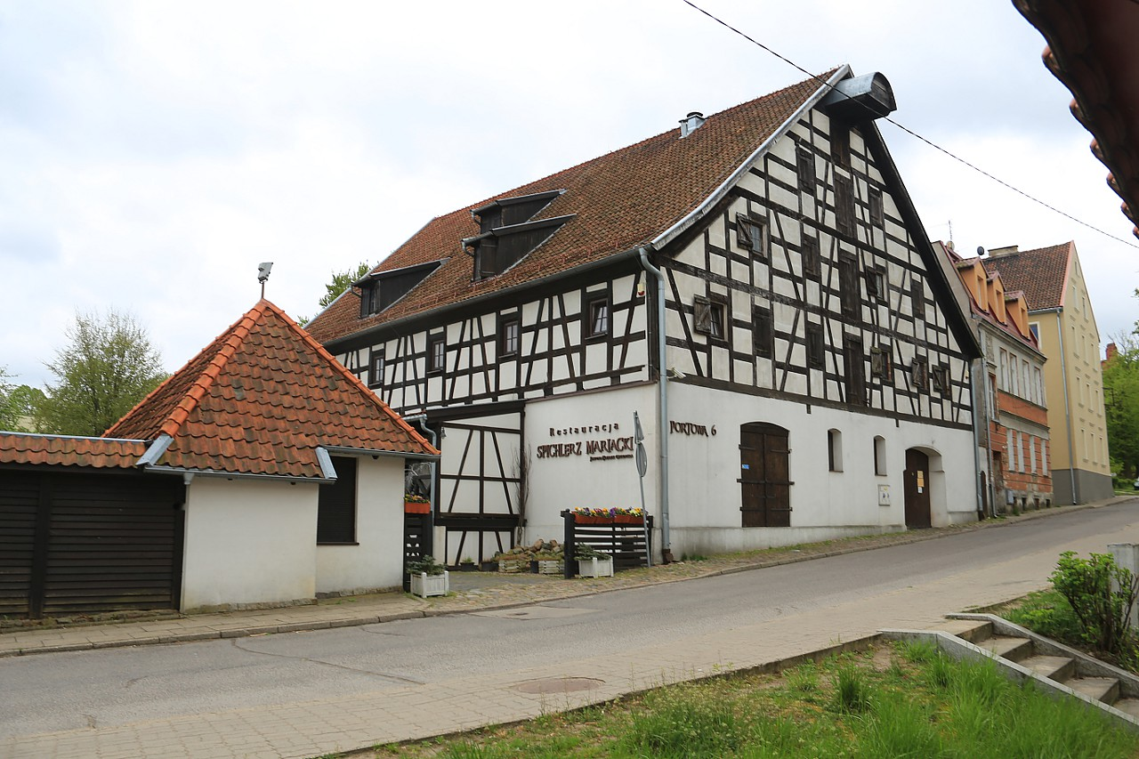 Granary of Mary (Spichlerz Mariacki), Braniewo