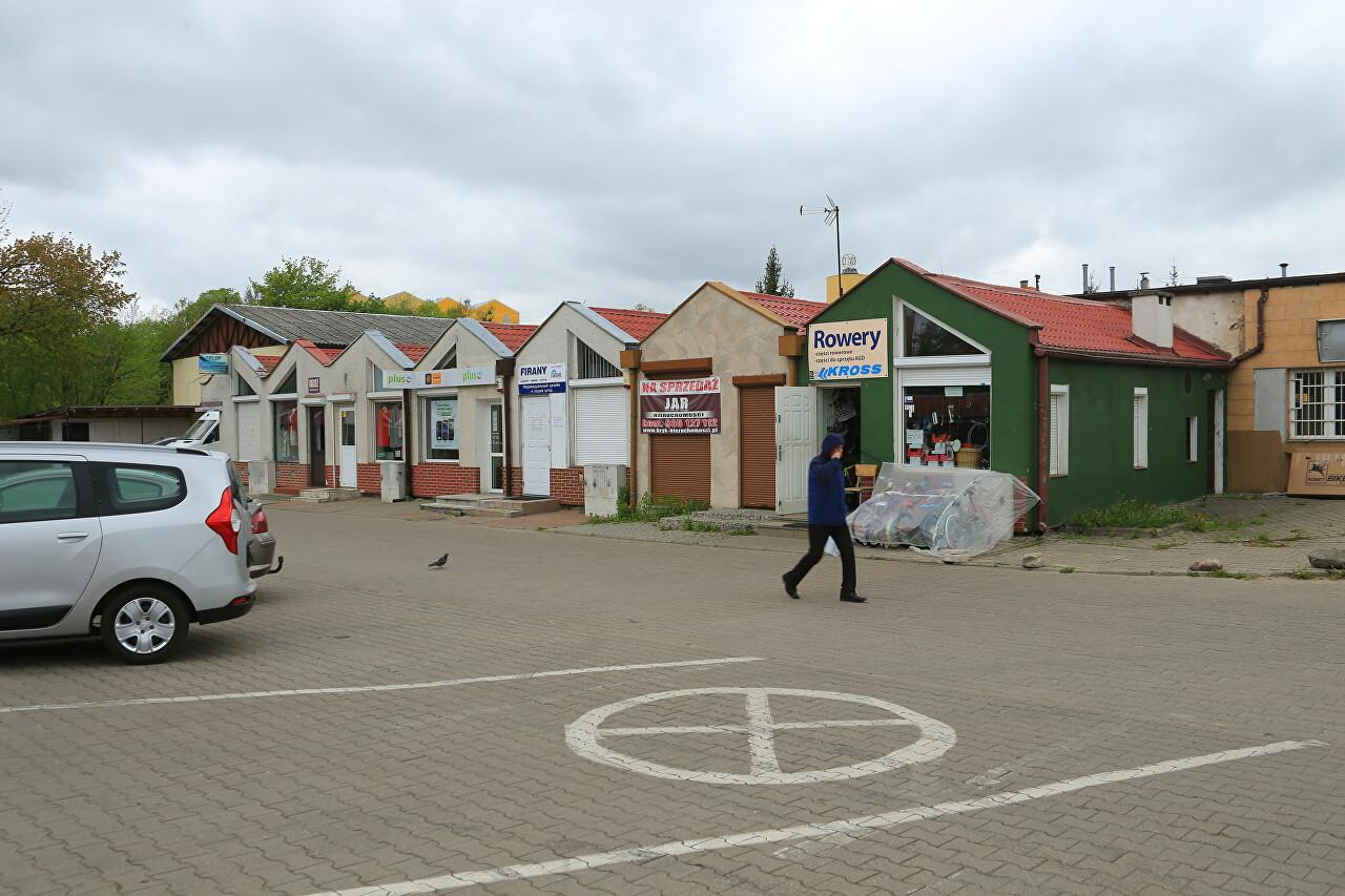 Braniewo Market