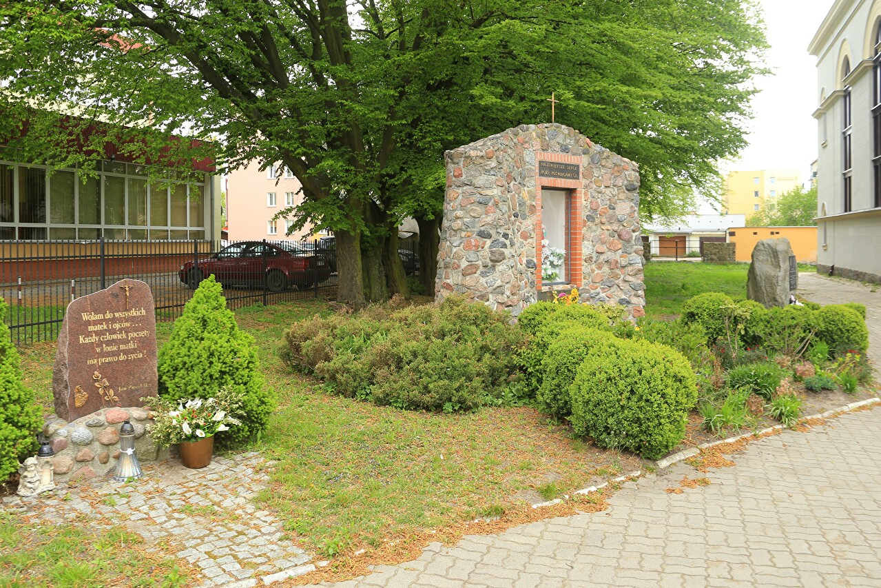 Saint Anthony Church, Braniewo