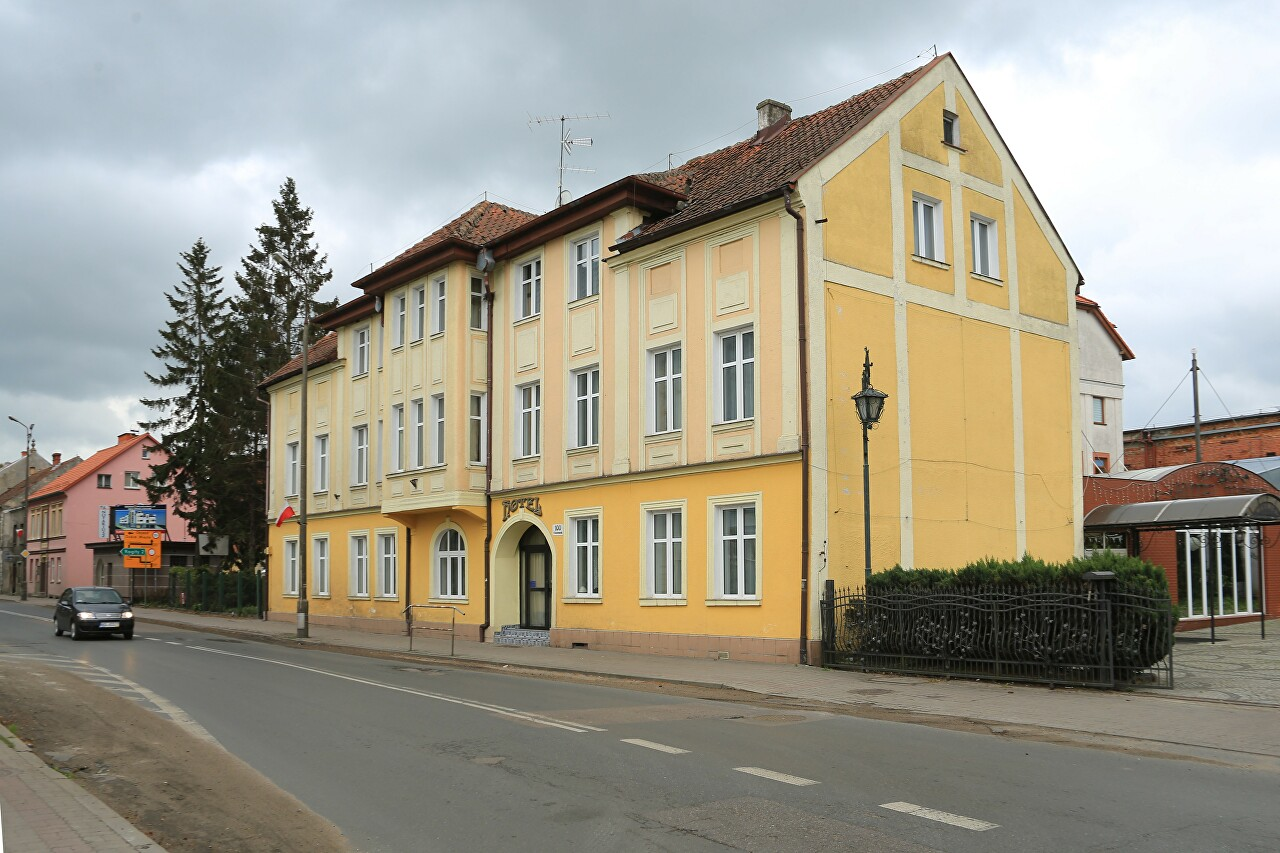 Braniewo