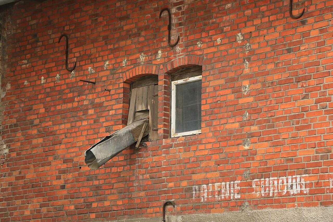 Old granary, Braniewo