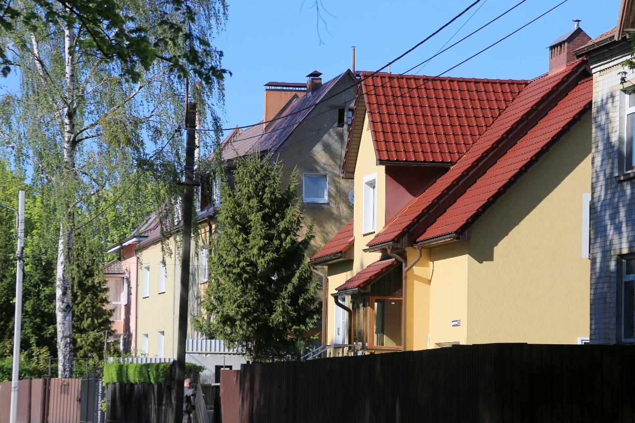 Fursten-Schlucht Park, Konigsberg-Kaliningrad