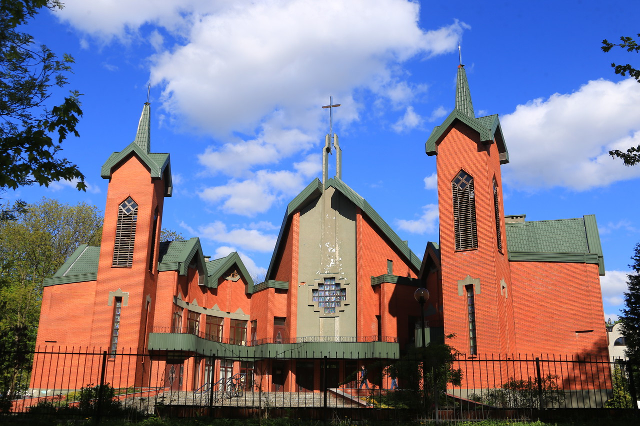 Evangelical Lutheran Church of the Resurrection, Kaliningrad