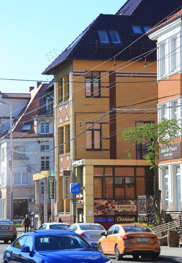 Prospect Mira, Kaliningrad