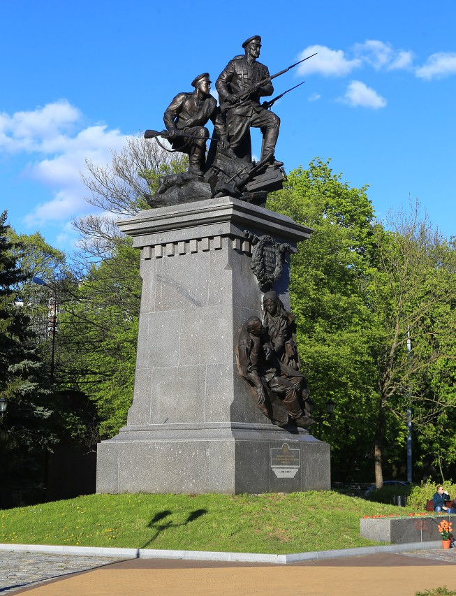 Monument to the heroes of the First world war, Kaliningrad