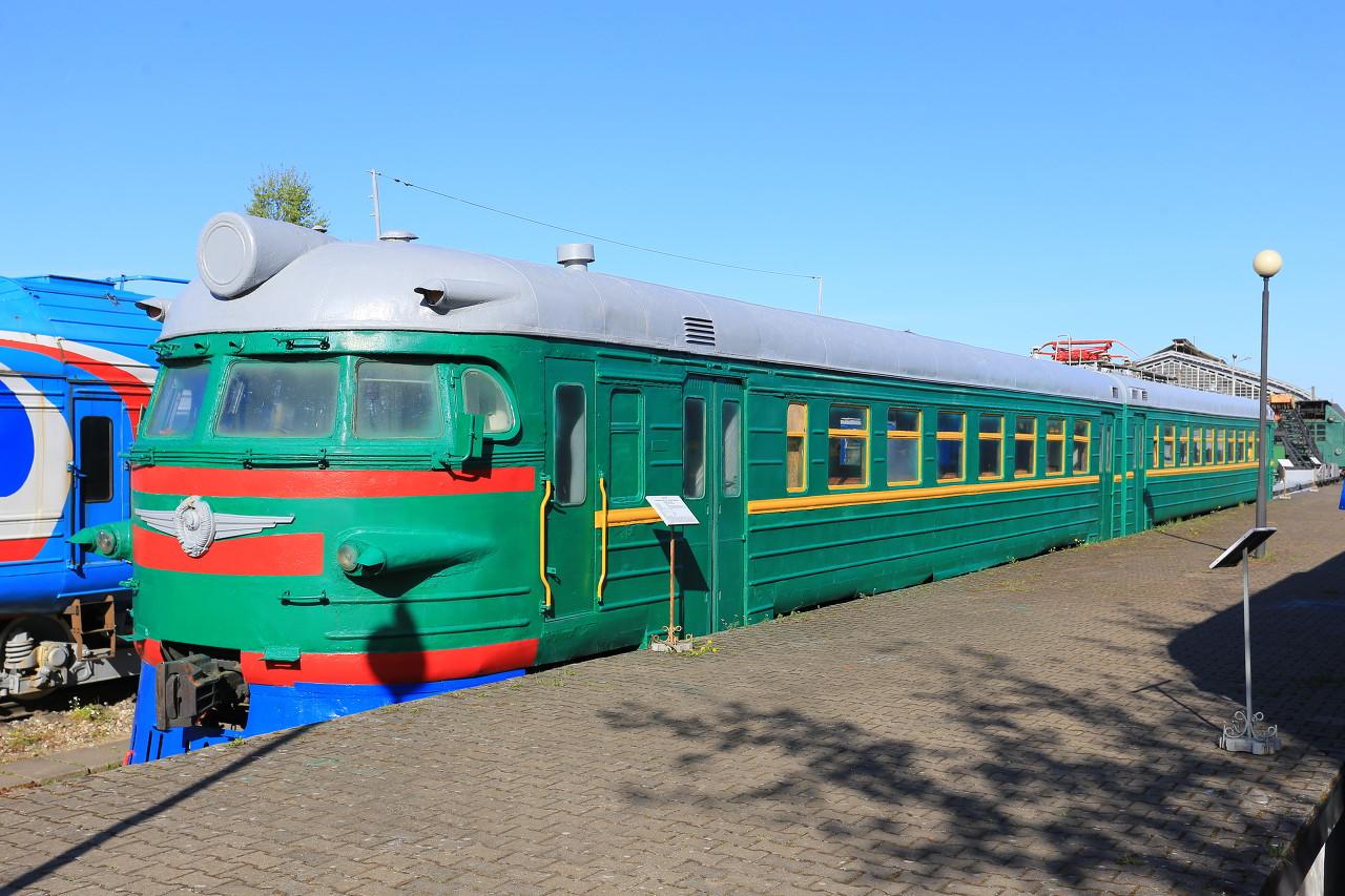Железнодорожный музей, Калининград