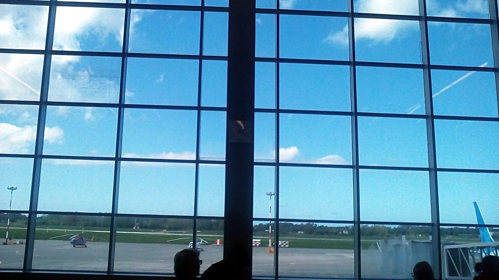 Khrabrovo Airport, Kaliningrad