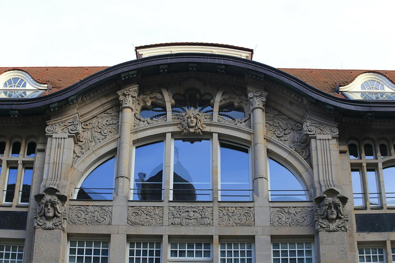 Geschäftshaus Gebrüder Tietz, Berlin
