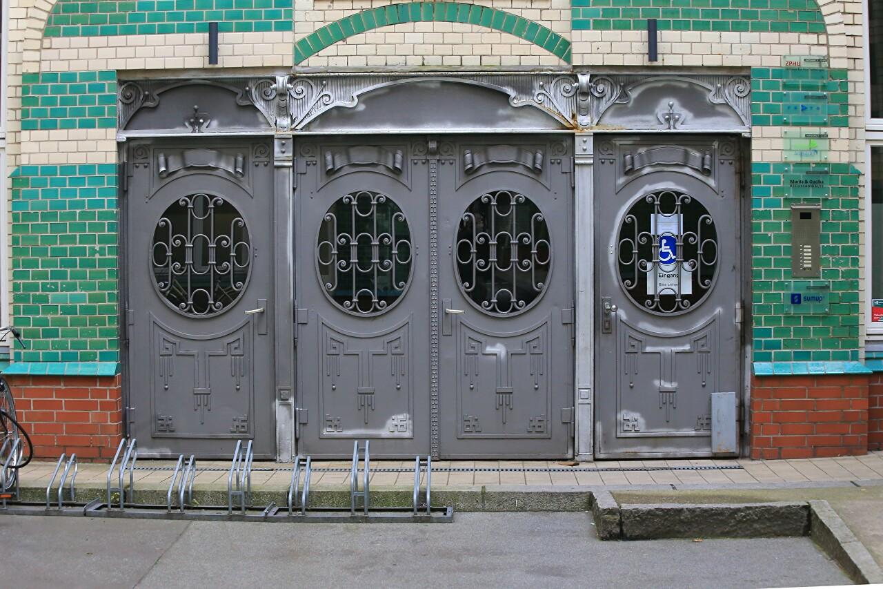 Торговый дом братьев Тайц