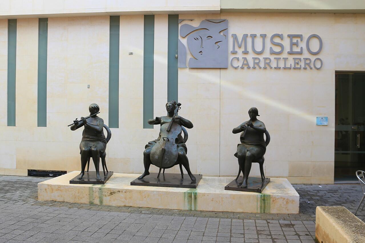 Museo Carrilero, Caravaca de la Cruz