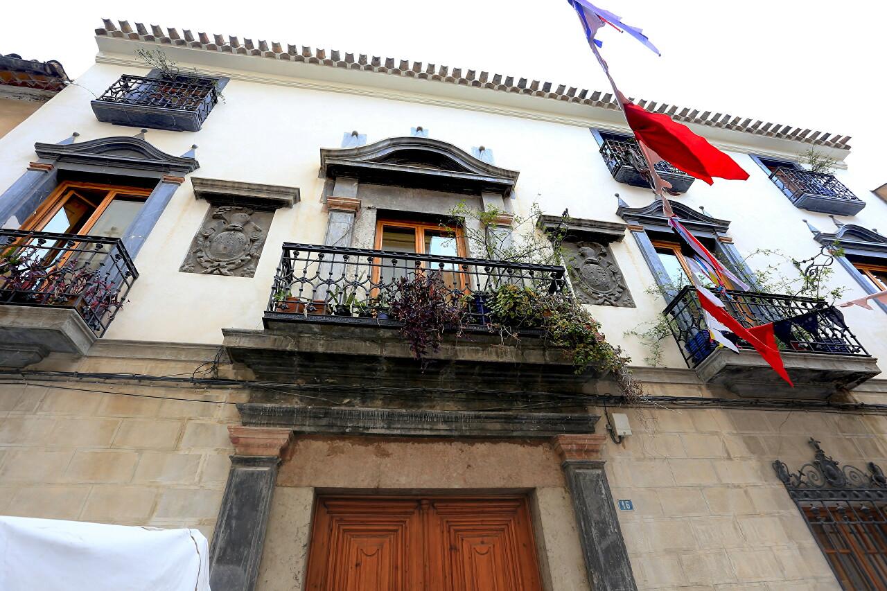 Calle de las Monjas, Caravaca de la Cruz