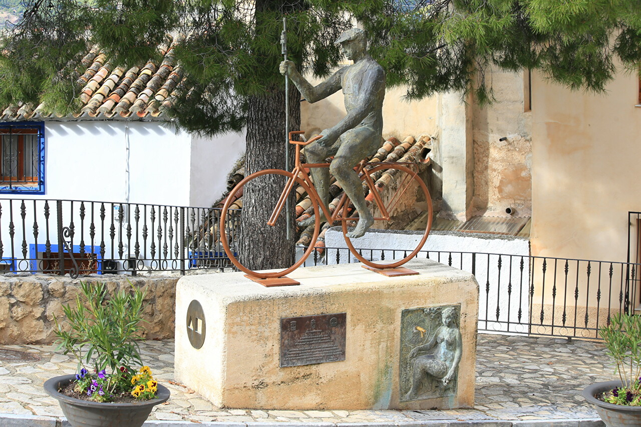 Calle Cuesta Castillo, Caravaca de la Cruz