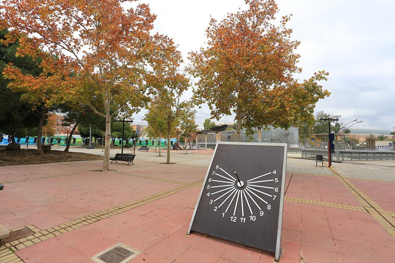Ciencia Garden (Jardín de la Ciencia), Murcia