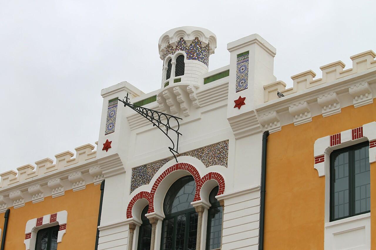 Cuartel de Artillería, Murcia