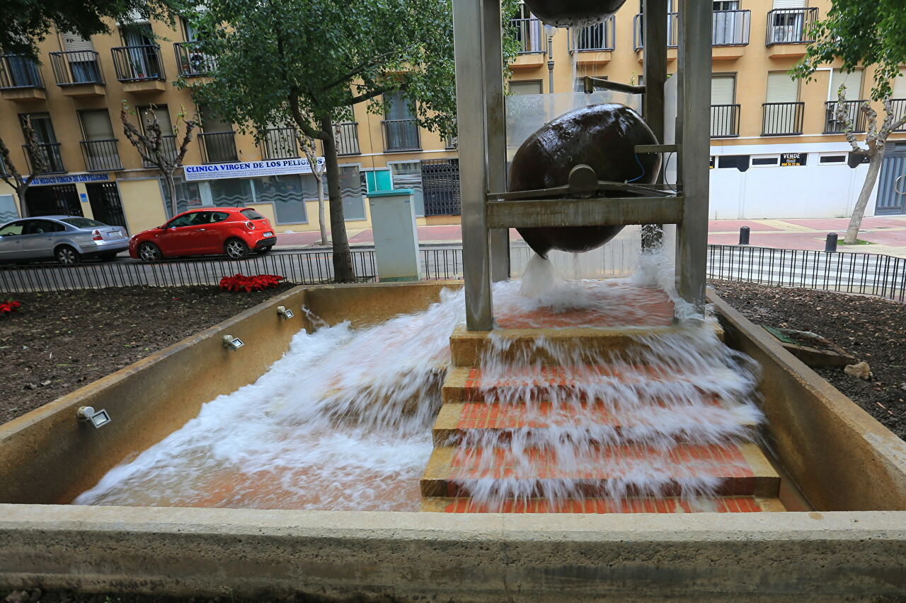 Plaza de Camachos, Murcia