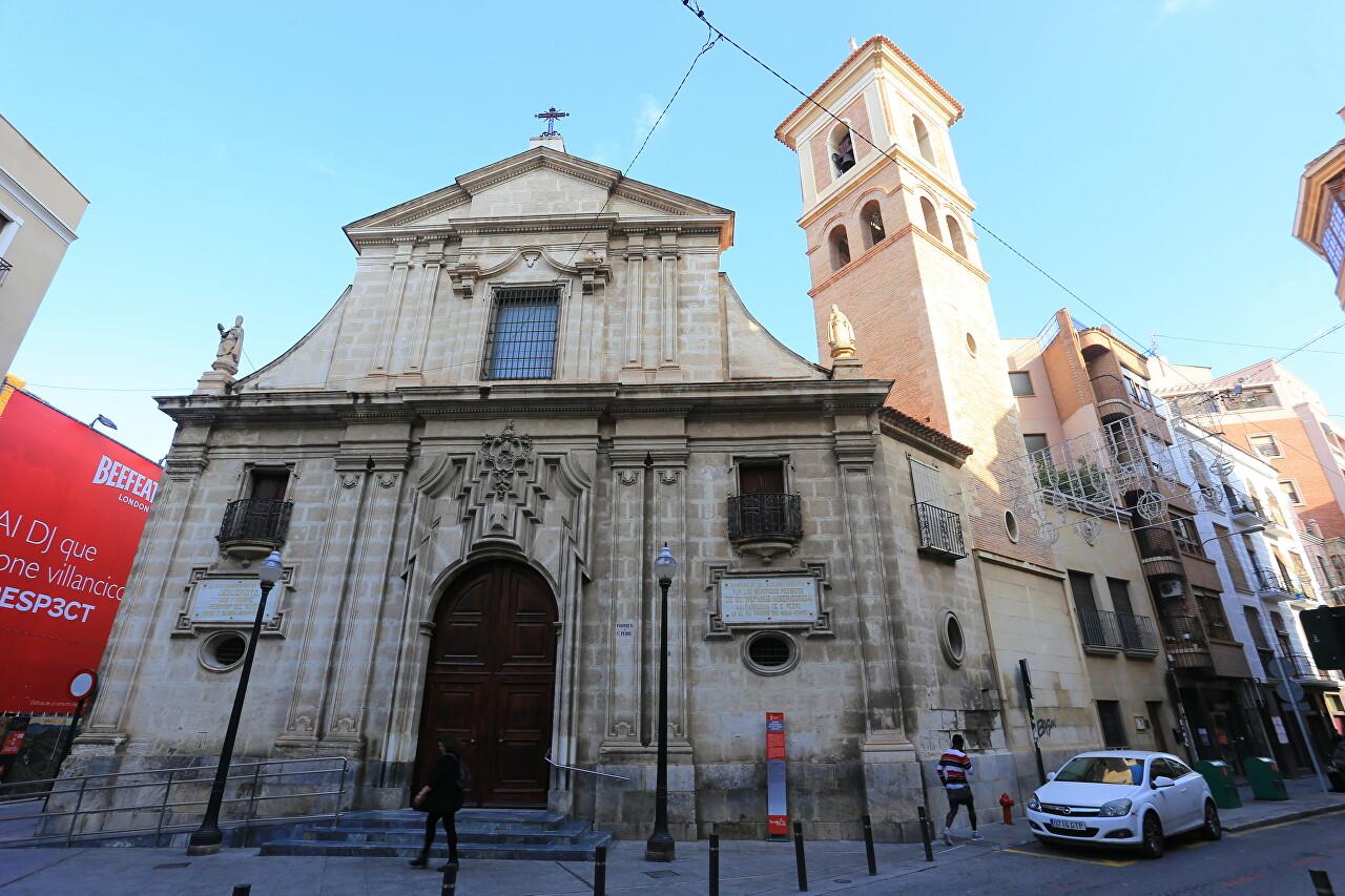 San Pedro Church, Murcia