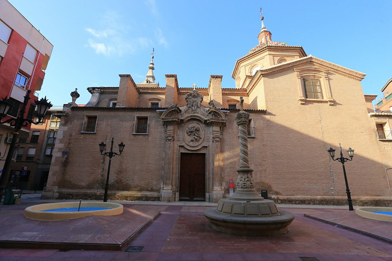 St. Nicholas of Bari and Santa Catalina Church, Murcia